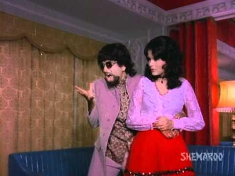 Main Kachey Angoor Ki - Shashi Kapoor - Zeenat Aman - Chori Mera Kaam - Ashok Kumar - Kanchan
