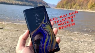 Galaxy Note 9 - Review