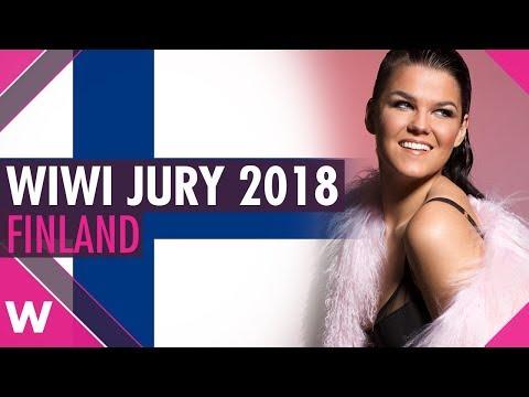 "Eurovision Review 2018: Finland - Saara Aalto - ""Monsters"""