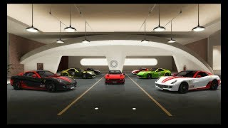 Luxury Car's Collection Garage in Switzerland || Best Cars || by sm videos