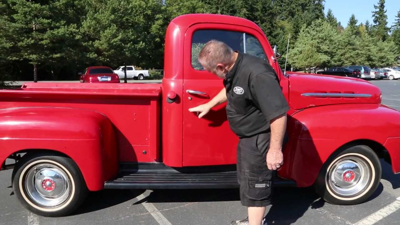 1952 Ford PU Truck \
