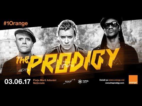 Prodigy in Chisinau 2017 (Full HD)