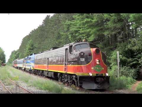 HD- Saratoga North Creek Passenger Action