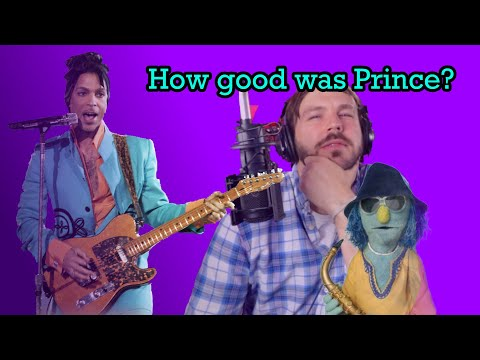 Prince Guitar Solo! - Brutally Honest Music Review