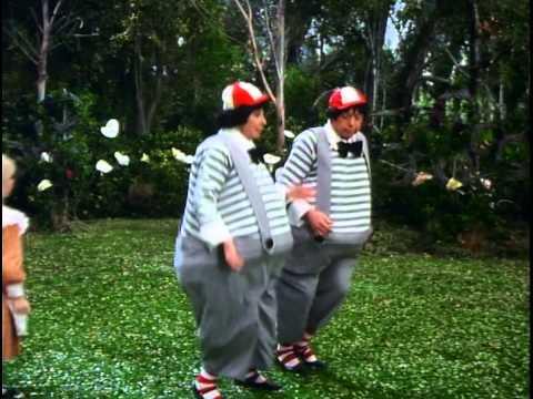 Alice in Wonderland 1985   How Do Ya Do, Shake Hands