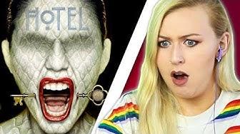 Irish People Watch American Horror Story