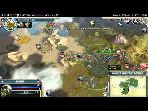 Civilization V: Gods and Kings - Let's Play - Bollywood Challange Part 2 |