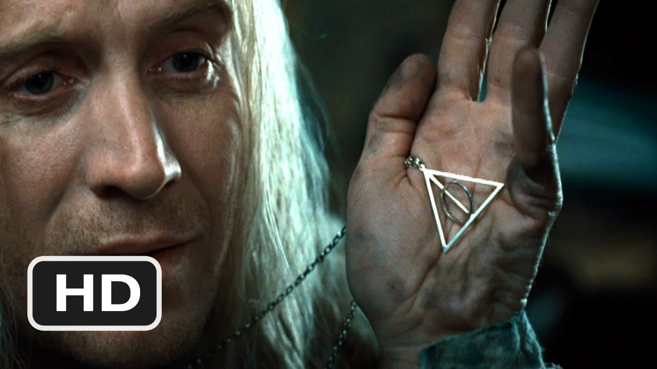 Harry Potter And The Deathly Hallows Part 1 The Sign Of The