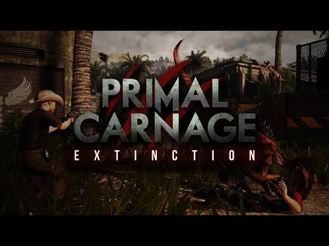 Dino Role-play, I'm A Pretty Raptor! (Primal Carnage: Extinction)