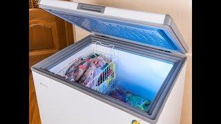 Видеообзор морозильного ларя FROSTOR F 250 S