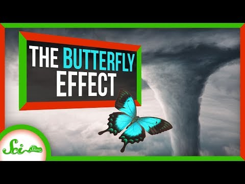 How a Butterfly's Wingbeat CAN Change the Weather