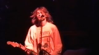 Nirvana - 11/13/91 - Munich, Germany - [Remastered/50fps*] - Nachtwerk
