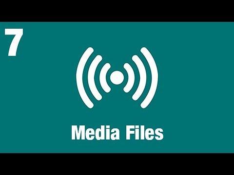 XSplit Broadcaster: Media Files