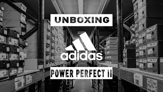 Unboxing the ADIDAS Power Perfect II | SportsShoes.com