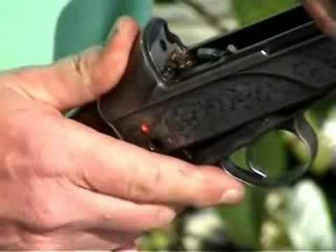 8ad2323d694 Breda shotgun take down - YouTube