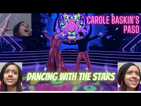 Carole Baskin's Paso – Dancing with the Stars (REACTION!)
