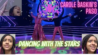 Carole Baskin's Paso – Dan¢ing with the Stars (REACTION!)