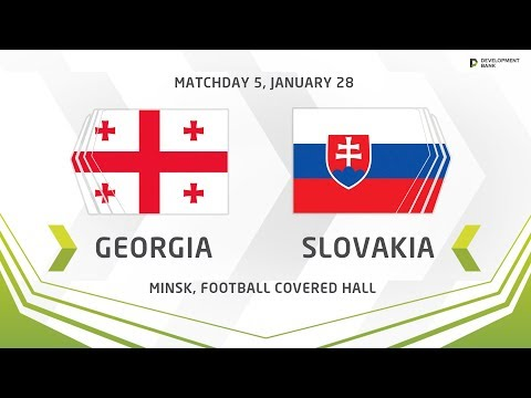 U17. Development Cup - 2019. Georgia - Slovakia