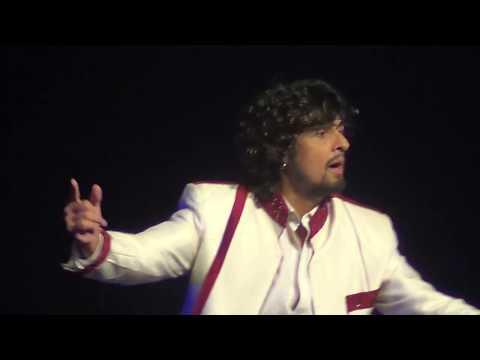 Kajra Muhabbat Wala - Sonu Nigam Live Performance