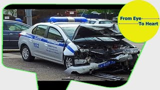 Car Crash) very Shock dash camera 2018 NEW By Top Speed Motor HD (1234) HD