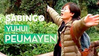 Yuhui visita las Termas de Peumayen  | Sabingo