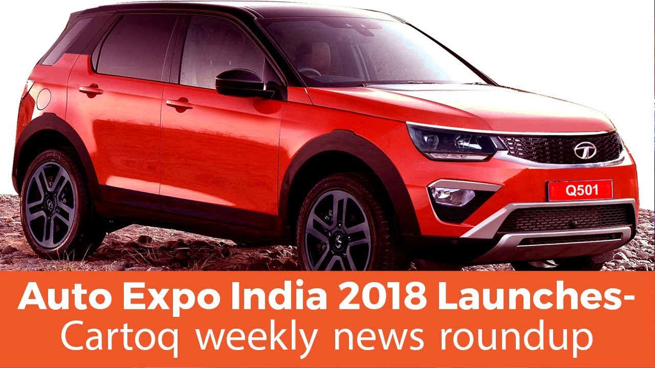 auto expo india 2018 launches, lexus ls 500h launch -- cartoq weekly