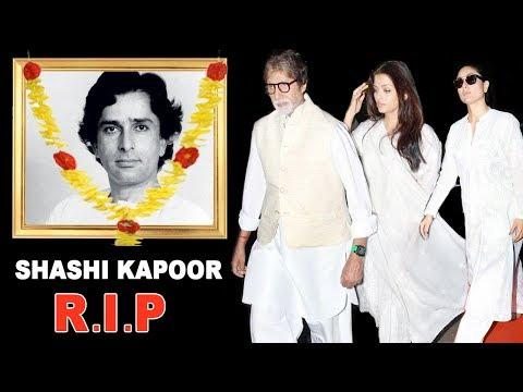 Live from Shashi Kapoor's House | Amitabh Bachchan,Aishwarya Rai,Kareena Kapoor