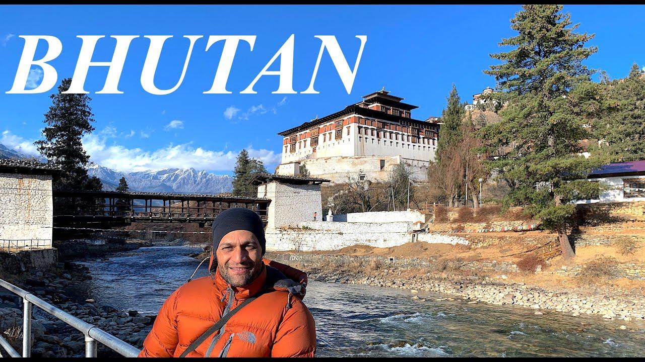 Introducing Bhutan   5 days Bhutan tour in 5 minutes
