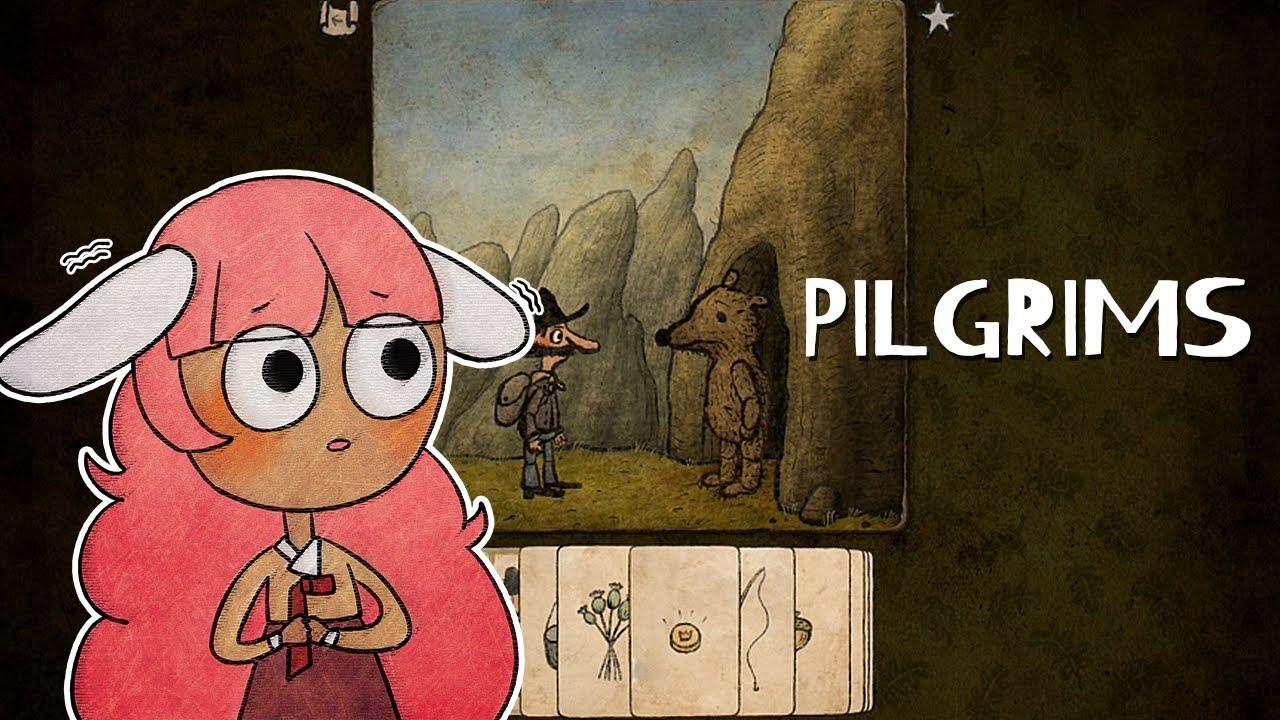 이춘향 [아니 곰... 아니세요...? 왜 여기에... 'pilgrims']l스팀게임l