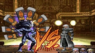 Mugen The Darkness VS Zerozuchi Boss M.U.G.E.N