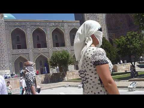 Show Rehearsal in Samarkand Самарқанд - Bucketlist Trip along the Silk Road Uzbekistan Tours
