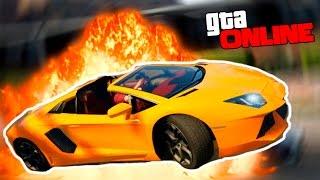 GTA 5 Online (PC) #46 - В МОДЕ ТОЛЬКО ЖЁЛТЫЙ!