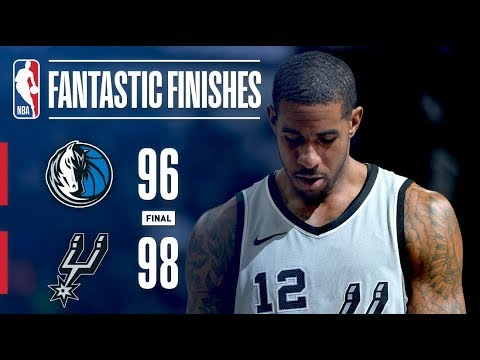 Download Youtube: The Spurs Complete AMAZING Comeback With ANOTHER Manu Game Winner vs The Mavericks