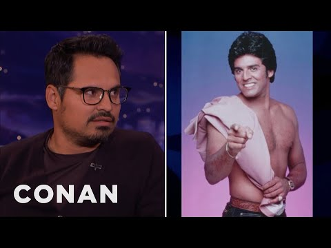 Michael Peña's Ponch Is A Sex Addict - CONAN on TBS