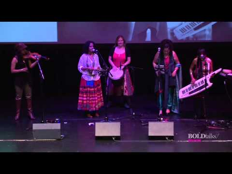 INDIVA - Celebrating Womanhood - BOLDtalks Woman 2013