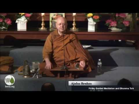 Hatred and how to overcome it | Ajahn Brahm | 17 Jun 2016