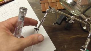 Схема реверса для маленького станка на 12 вольт