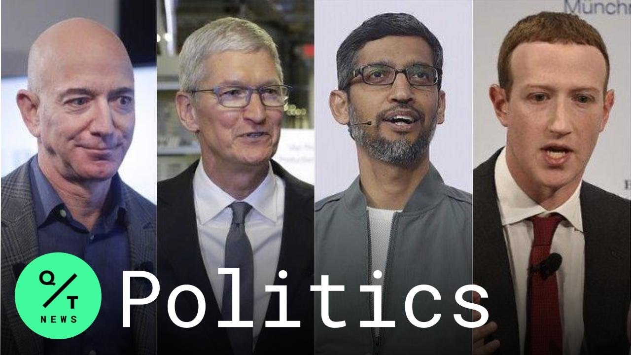 Google CEO Sundar Pichai gets a tough grilling in antitrust opening ...