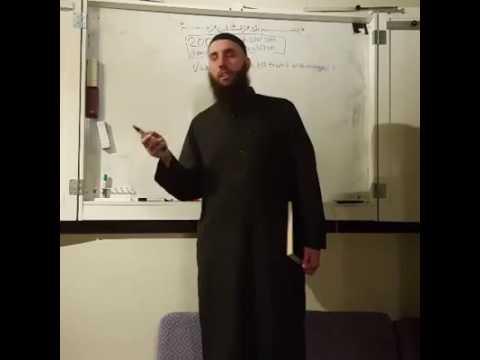 200 Frågor Om Islamiska Trosläran | del 8 | Abdullah as-Sueidi