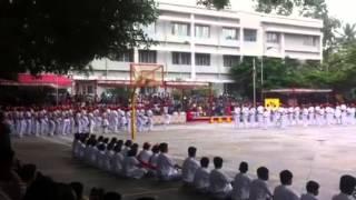 Independence Day Celebrations @ Sri Aurobindo Memorial Scho
