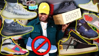 WTF ARE THESE!? UPCOMING 2019 SNEAKER RELEASES! RESTOCKS! YEEZY 350 V3,TRAVIS SCOTT AF1 & MORE!