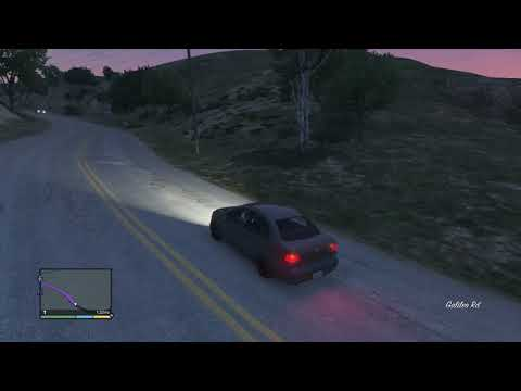 GTA V Special Vehicle Guide: Unique Asea (PS3/Xbox360 ONLY)
