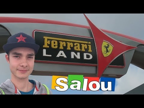 Super Salou Holiday Vlog (Ferrari Land, Barcelona, PortAventura)