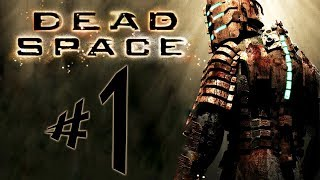 Dead Space - Parte 1: O Inferno Estelar de Isaac Clarke!!! [ PC - Playthrough ]