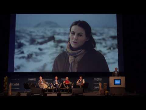 CHARGE 2016 Hörður Arnarson Green energy value proposition