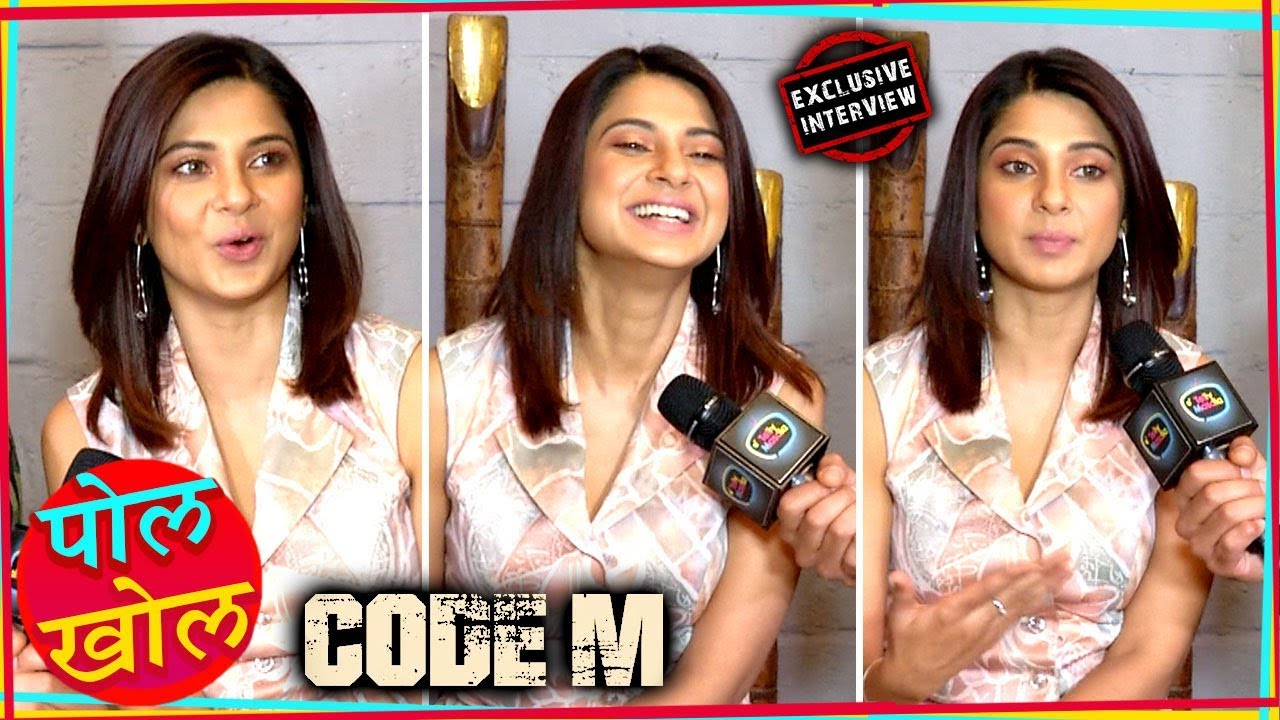 Jennifer Winget FUN Pol Khol Segment With Tanuj Virwani ...