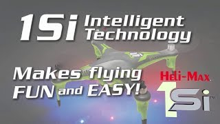 Helimax 1Si Quadcopter Drone SLT RTF Video