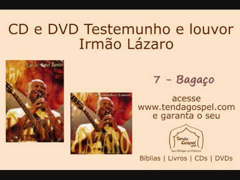 dvd testemunho de lazaro