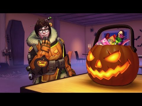 Overwatch Halloween 2020 Countdown Overwatch Halloween Terror 2019 COUNTDOWN!   YouTube