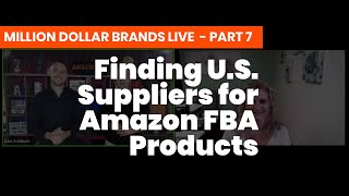 Find US Suppliers for Amazon FBA Products (PLUS the 3 Biggest MISTAKES You Must Avoid)
